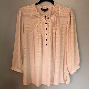 Tops - Light pink blouse